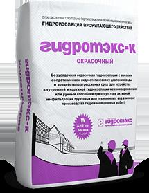 Гидротэкс-К (Окрасочный) - (25 кг) Image