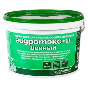 Гидротэкс-Ш (герметизация швов) - (15 кг) Image