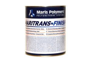 MARITRANS FINISH прозрачная Фасовка:10, 4, 1 кг Image