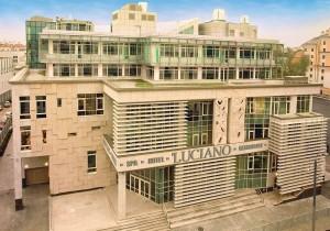 Отель Luciano