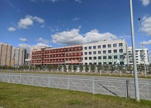 Школа по ул. Бондаренко